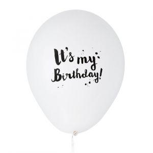 It's my Birthday ballonnen (6st) House of Gia
