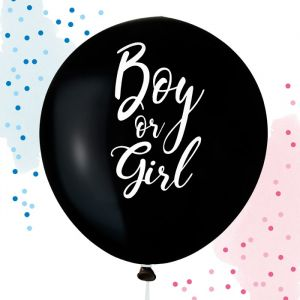 Gender Reveal ballon House of Gia