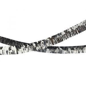 Feestslinger zilver (4m)