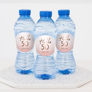 Feestwater hello 50