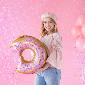 Folieballon donut (73cm)