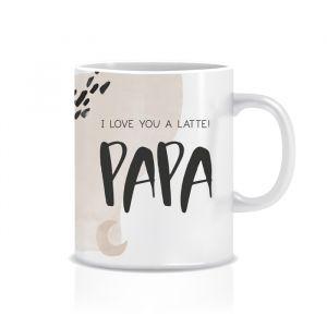 Mok love you a latte