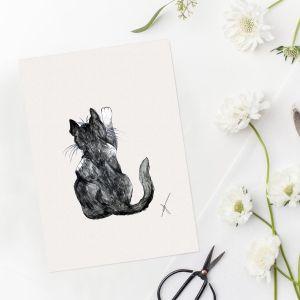 Aquarel illustratie huisdier door Sophie de Ruiter