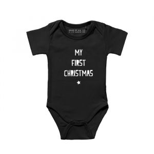 Baby Romper My first Christmas