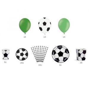 Feestpakket voetbal