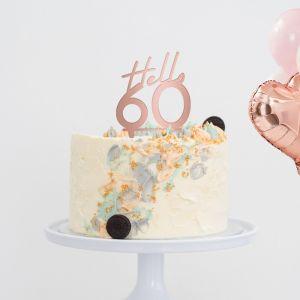 Taarttopper hello 60