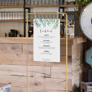 Cocktailbord Lovely eucalyptus