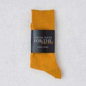 Sokkenwikkel special socks vaderdag (2st)
