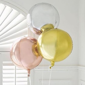 Orbz folieballonnen