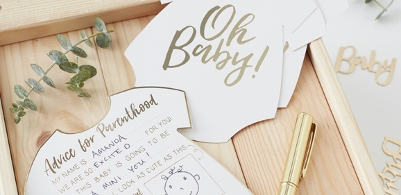 Oh Baby Babyshower collectie