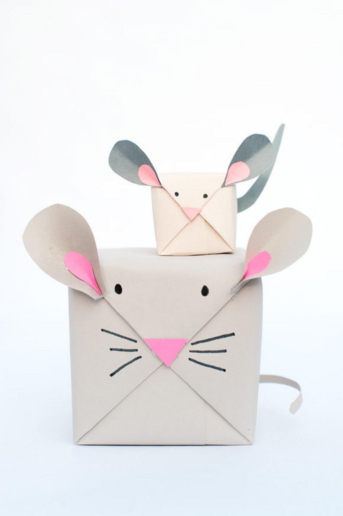 Inpakken muis