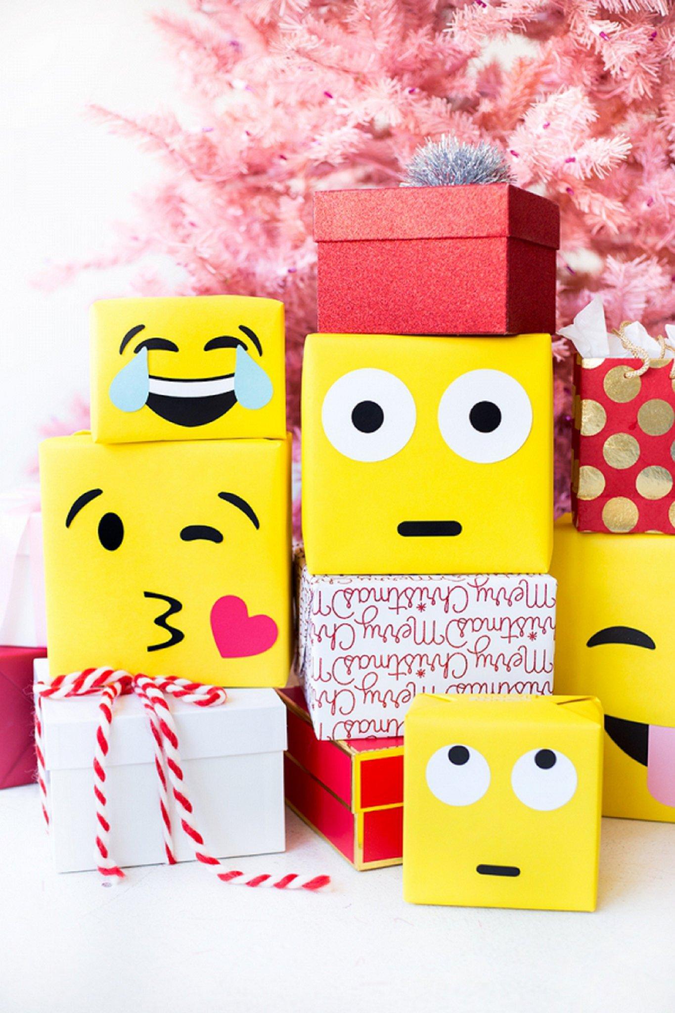 Inpakken Emoticon