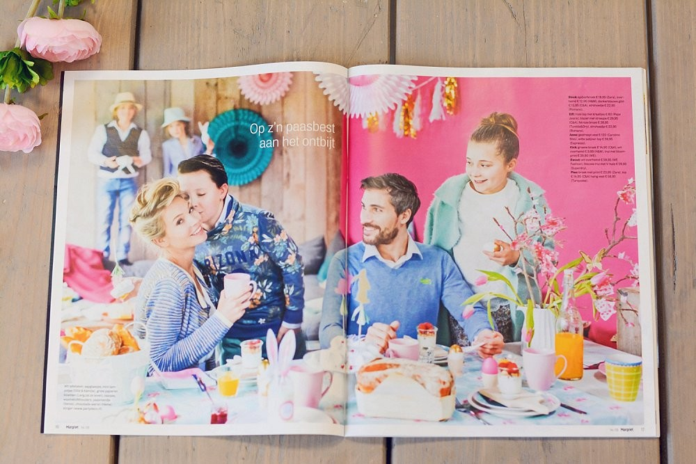 Partydeco.nl in Margriet