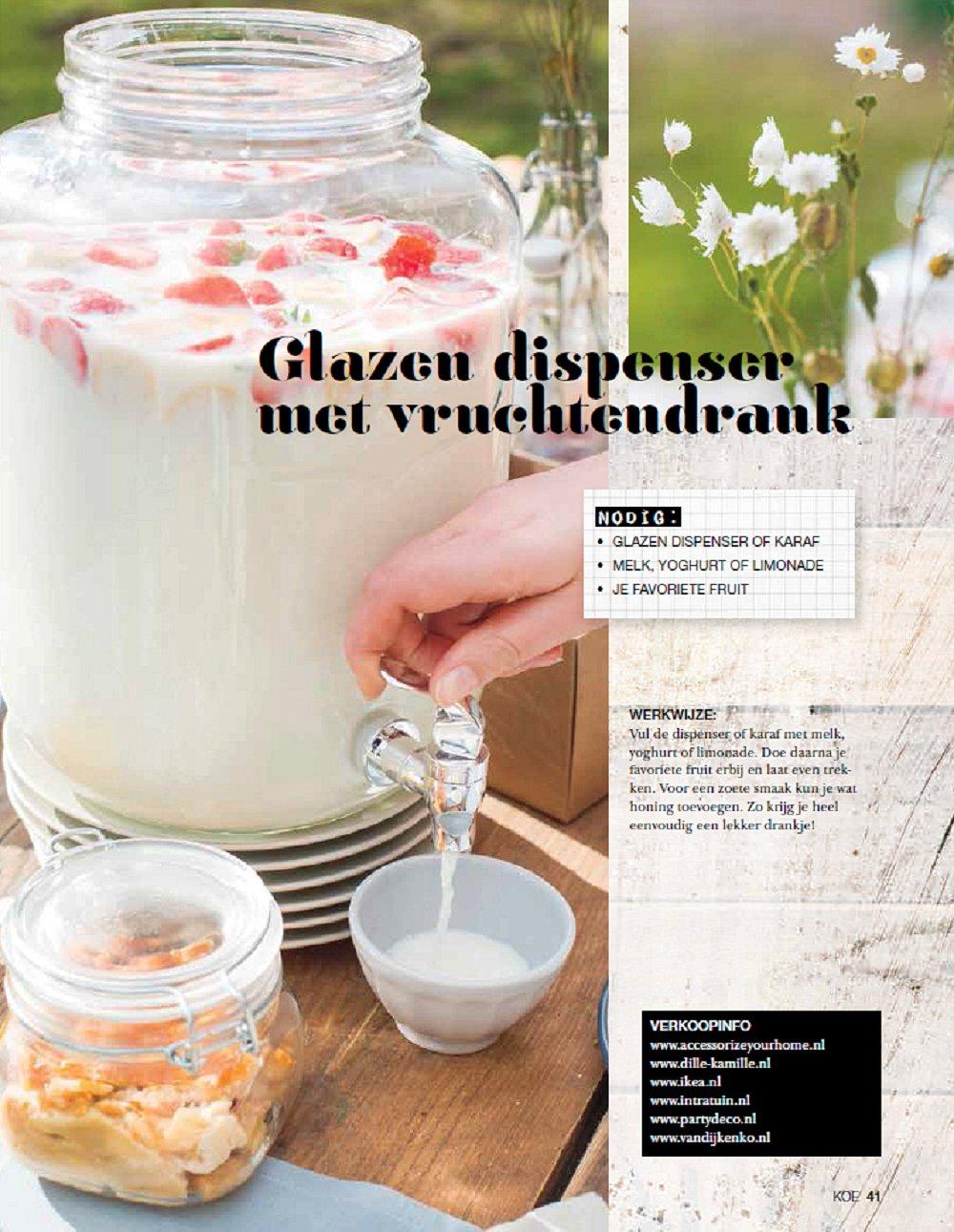 Partydeco.nl in Koe magazine