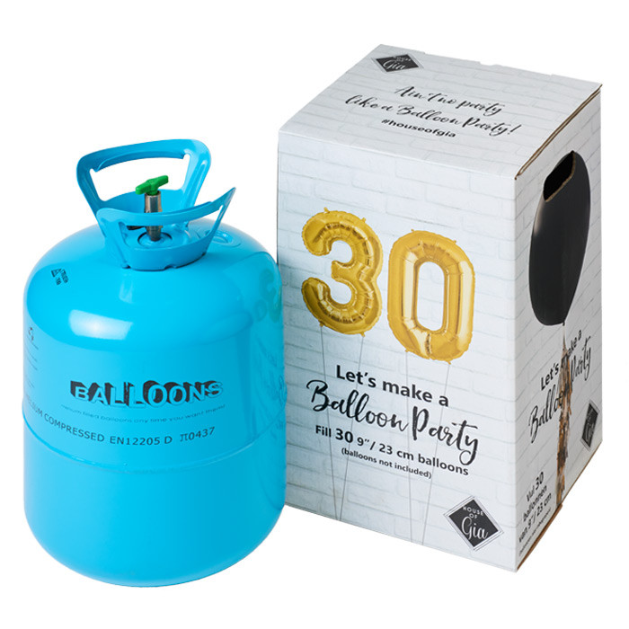 Helium tank 30 House of Gia