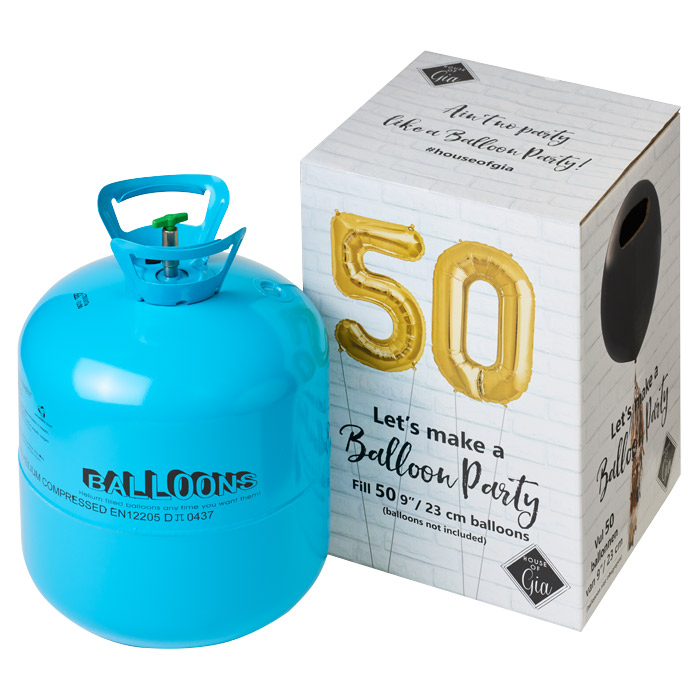 Helium Tank 50 House of Gia