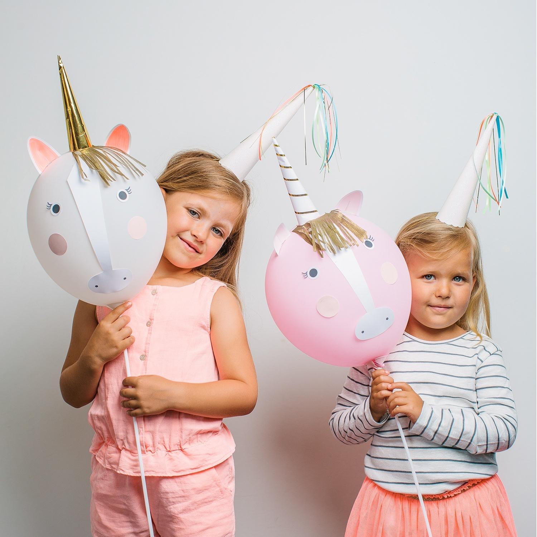 Unicorn ballonnen