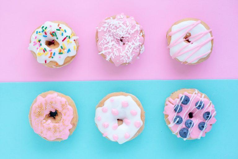 Yummy themafeest met een donut party