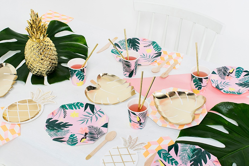 Tropical vibes party: een zomers feestje