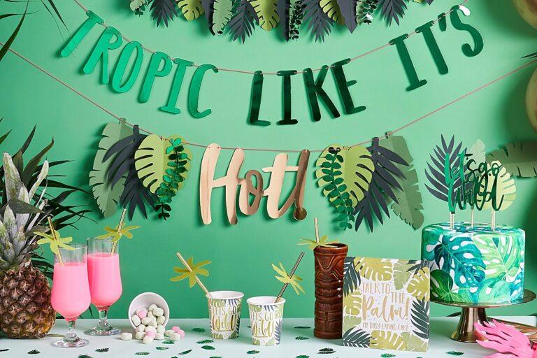 How to: jungle feestje