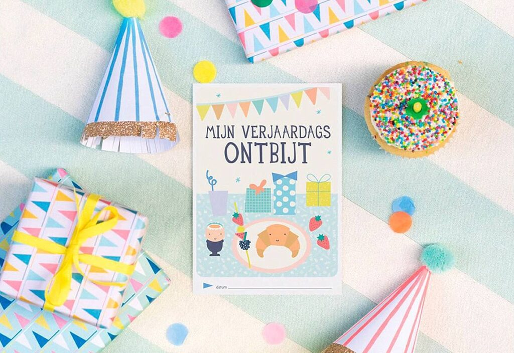 Zo vier jij de eerste verjaardag van jouw kleintje!, partydeco