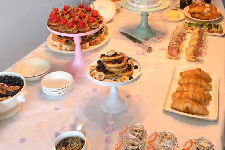Gespot: pastel party van Sophie de Ruiter