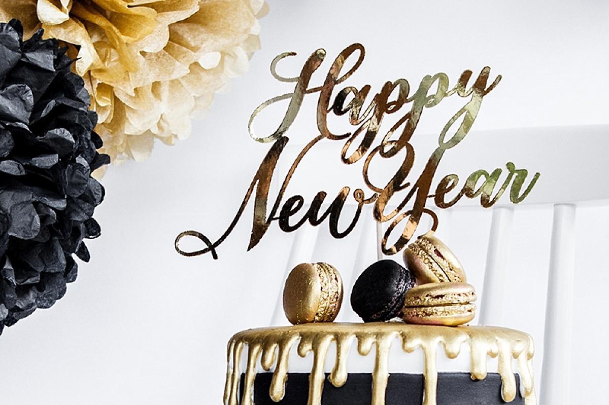 Oud en Nieuw vieren doe je zo!, partydeco
