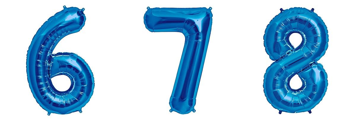 Trendkleur van het jaar: Classic Blue, partydeco