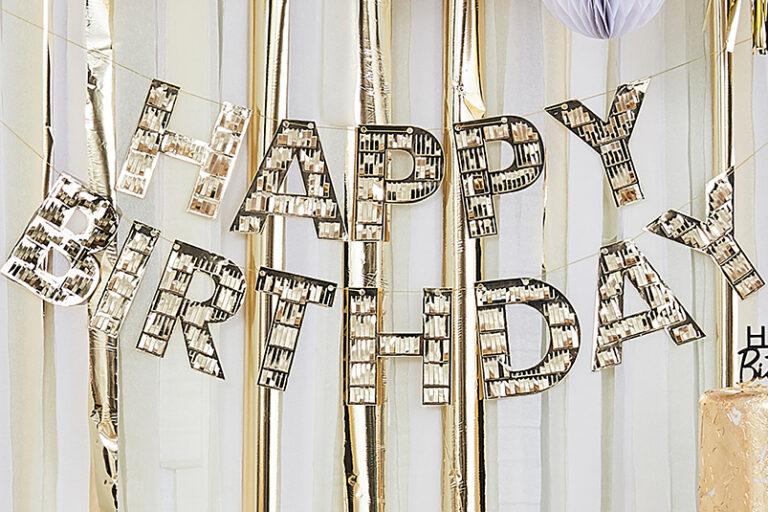 Zo vier jij je verjaardag in  Corona tijd!