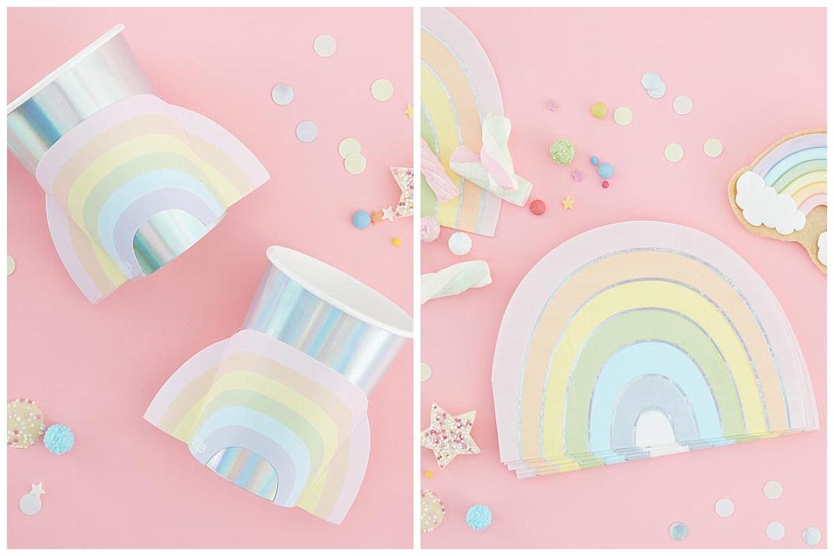 Pastel birthday party, partdeco.nl