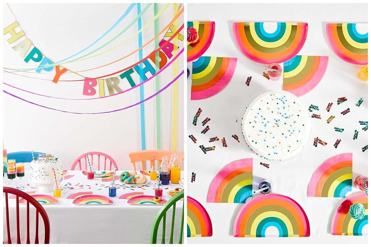 Birthday brights, partydeco.nl