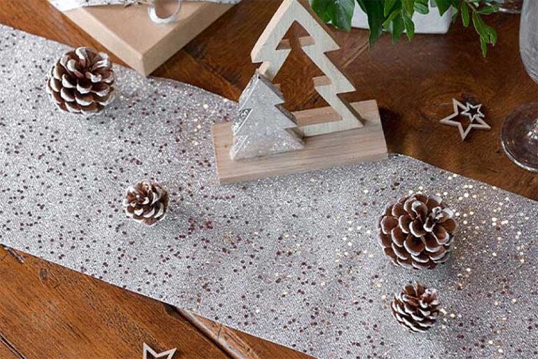 Zo creëer jij een luxe kersttafel